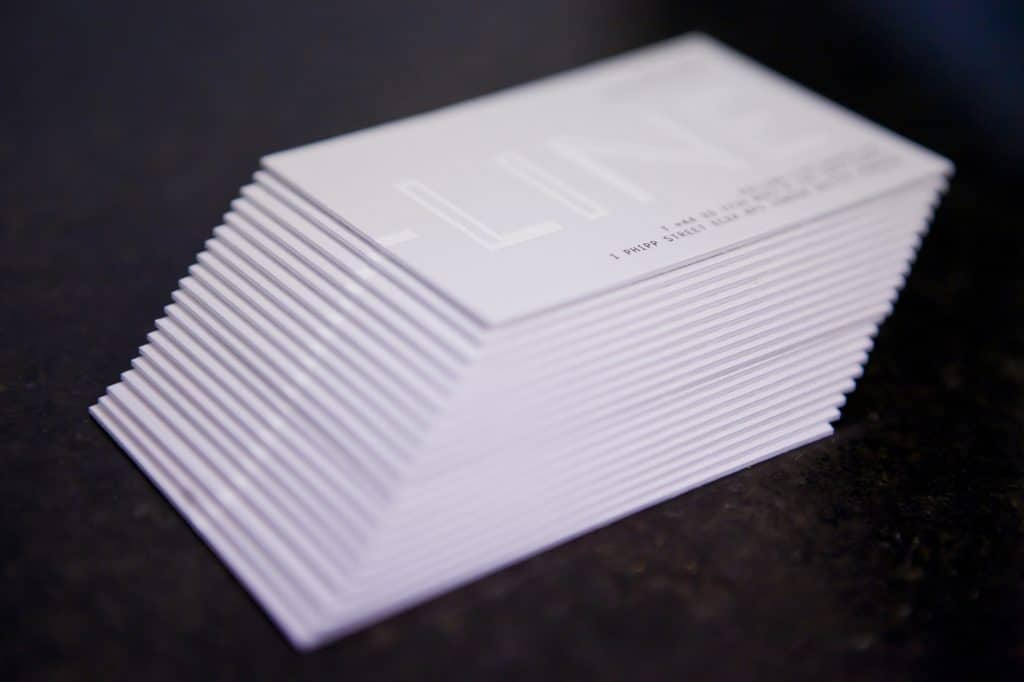 Business Card Fragrance Testers - Maximise